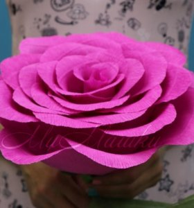 Гигантская роза в наличие