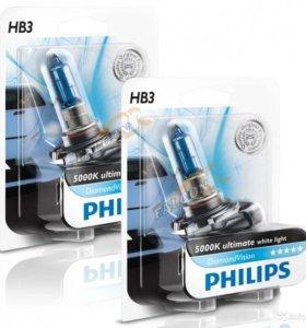 Philips DiamondVision HB3 12V-65W 5000K
