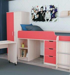 Подростковая мебель Антилия