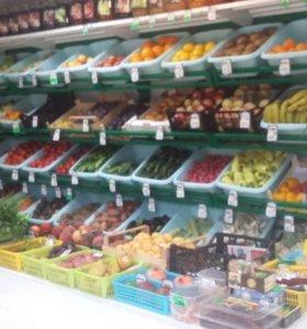 Требуется продавец в магазин овощи-фрукты