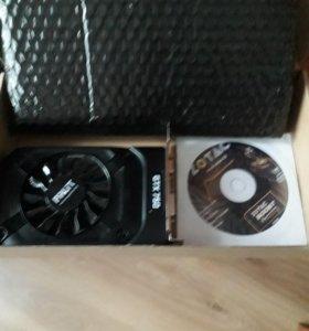 Видеокарта GTX GEFORCE 750