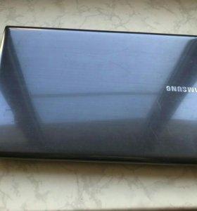 Ноутбук Samsung np350u5c-s0aru на i3