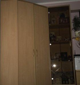 Угловой шкаф ИКЕА