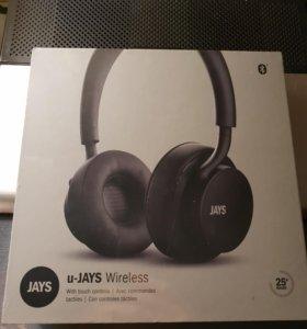 Беспроводные наушники JAYS u-JAYS Wireless