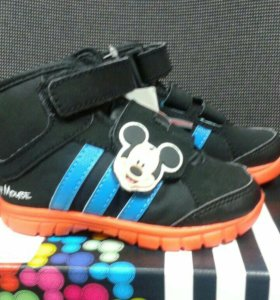 Кроссовки-ботинки Adidas оригинал