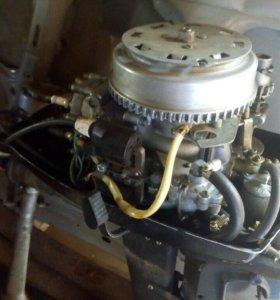 Ветерок 8 + мотор 1.5
