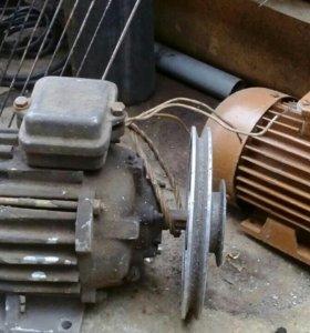 Эл двигатель 5 кв 2 кв