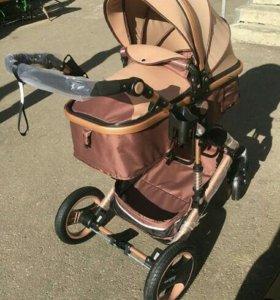 Новая коляска Belecco 2 в 1