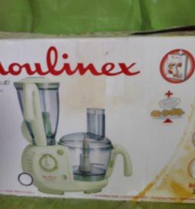 Кухонный комбайн Moulinex Odacio 3 Duo