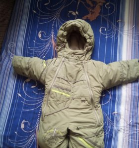 зимний кастюм на мальчика