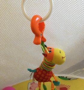 Развивающая игрушка-пружинка TinyLove
