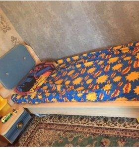 Кровать детская подростковая