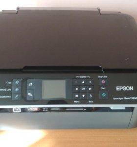 Epson Stylus Photo TX650