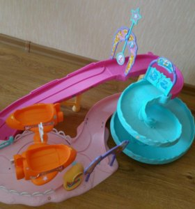 Горка для интерактивных игрушек Furry Frenzies
