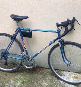 Велосипед ХВЗ современное оборудование