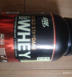 Протеин Optimum Nutrition 100% Whey Gold Standard