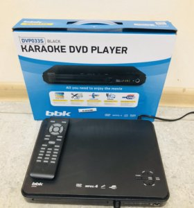 DVD / ДВД BBK (караоке, флешка)
