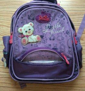 Рюкзак портфель школьный