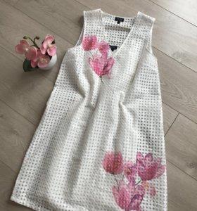 Платье -двойка Armani Jeans