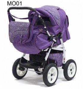 Детская коляска-трансформер. Новая