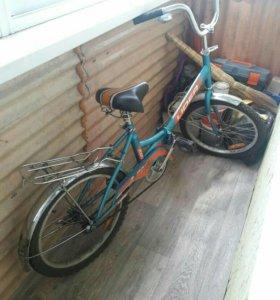 Велосипед на 7-10лет