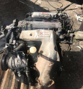 Двигатель тойота 4s. 1.8