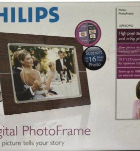Цифровая фоторамка Philips 10ff2cwo