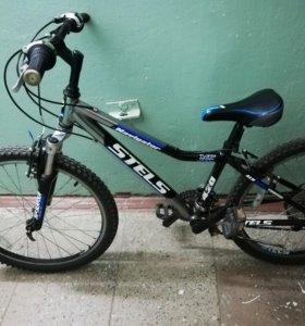 Отдам велосипед stels navigator 420.