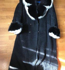 💕 Пальто тёплое 💕