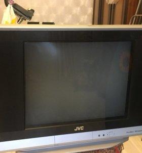 телевизор цветной JVC AV-2140SE