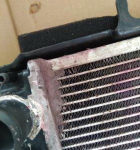 Радиатор на приору и 2110. б/у