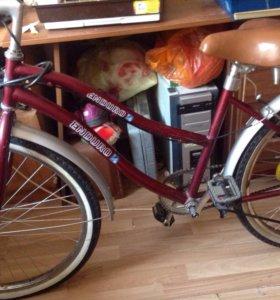 Продаю велосипед модель enduro