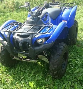 Квадроцикл Yamaha grizzly700