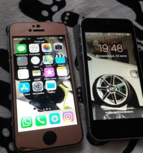 iPhone 5se 2шт