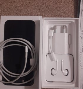 iPhone 7 32gb черн. Гарант. 4 мес. страховка 5 лет