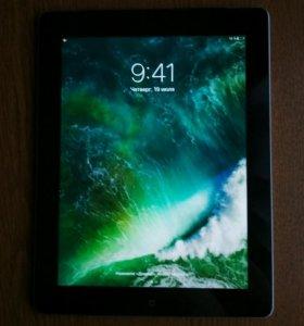 Apple iPad 4 Retina 32Gb Wi-Fi + 3G Black (MD523RS
