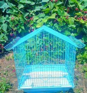 Клетка для попугая или хомяка