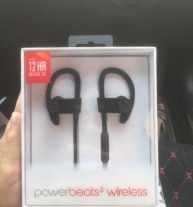 Наушники powerbeats3 wireless