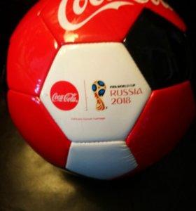 Мяч на память о ЧМ по футболу 2018