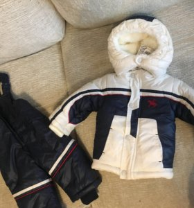 Куртка+штаны на резинке