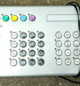 Клавиатура dm/kbc2 для поворотных камер PTZ