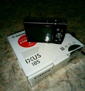 Компактный фотоаппарат Canon ixus 185