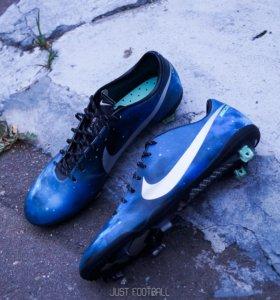 Профессиональные бутсы Nike Mercurial Vapor 9
