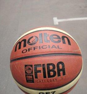 Мяч Molten FIBA 2017 GF7