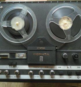 Соната-308 магнитофон катушечный