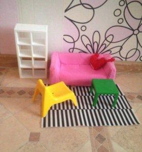 Икеевская мебель для кукол