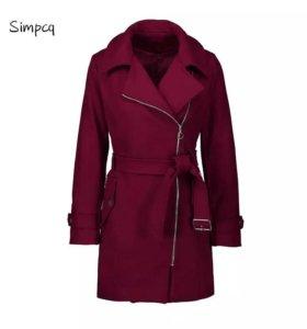 Новое пальто в наличие