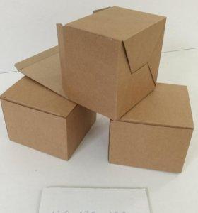 Коробочки самосборные