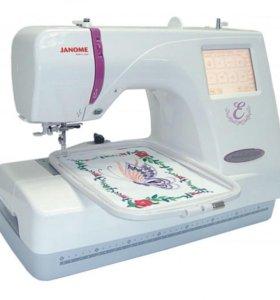 Janome Memory Craft 350E (MC 350 E)