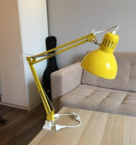 Настольная лампа Терциал (Икея)